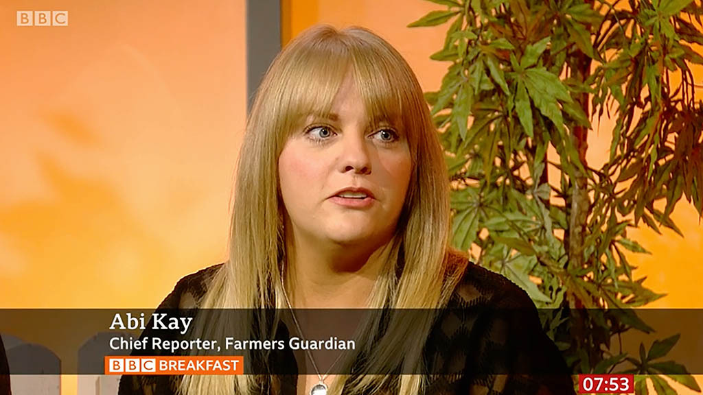 BBC praised for 'farming focus' week after anti-meat climate reporting