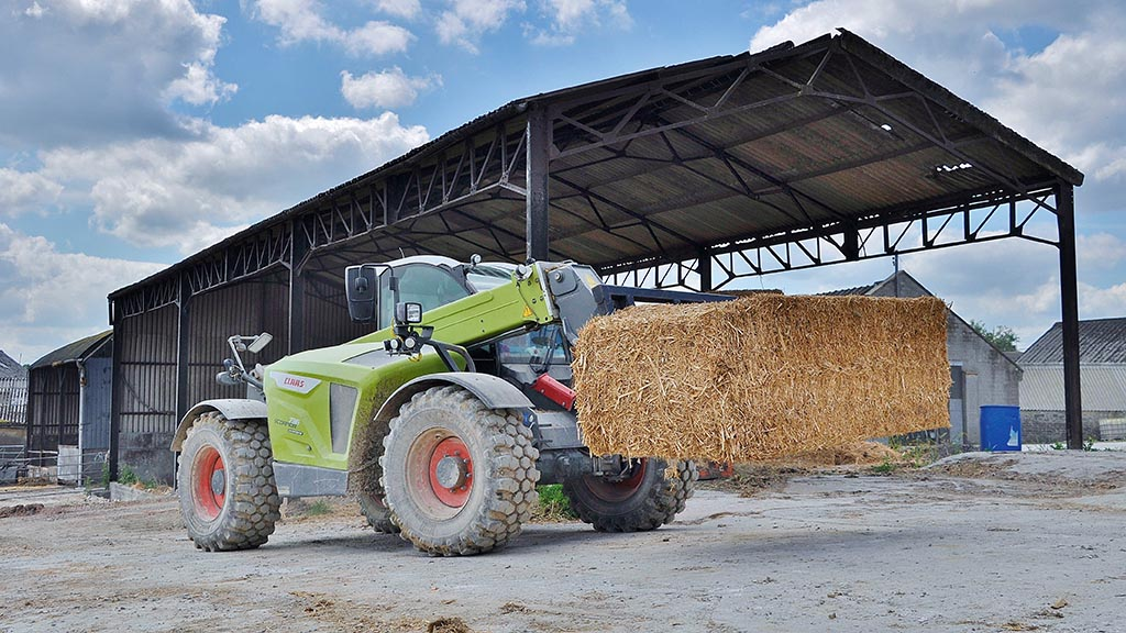 User story: Claas Scorpion telehandler now offers more sting with its tail