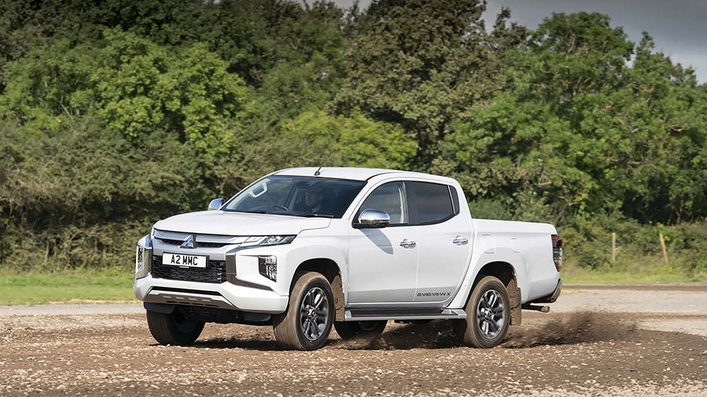 Road test: Mitsubishi makeover as popular L200 pickup truck updated