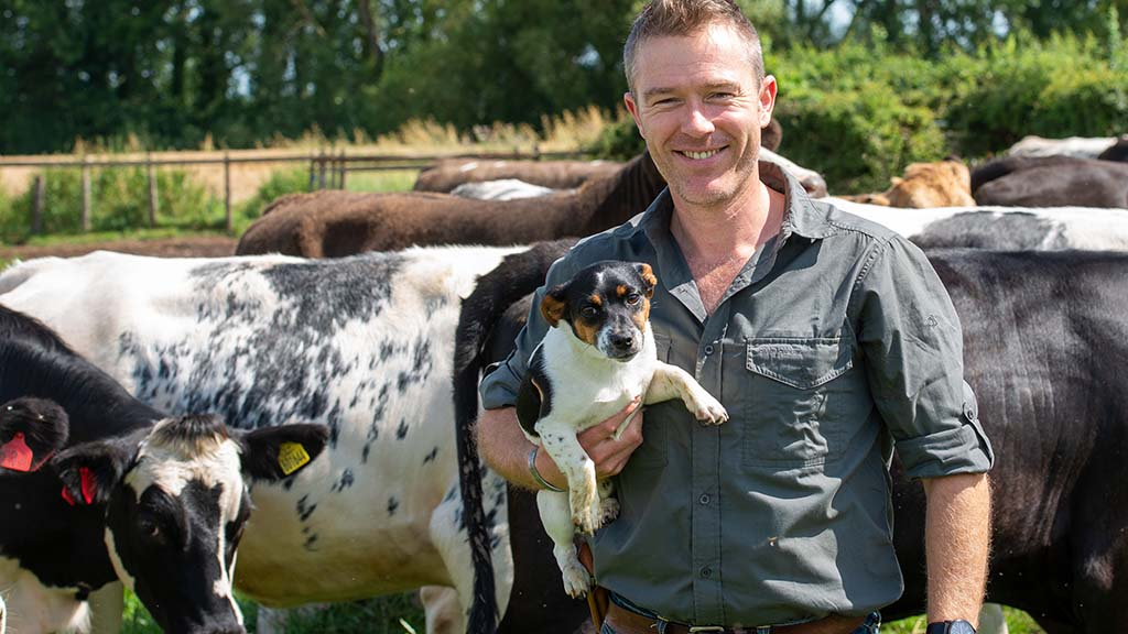 'Everyone has a story in farming, whether they are a 10th generation farmer or first'