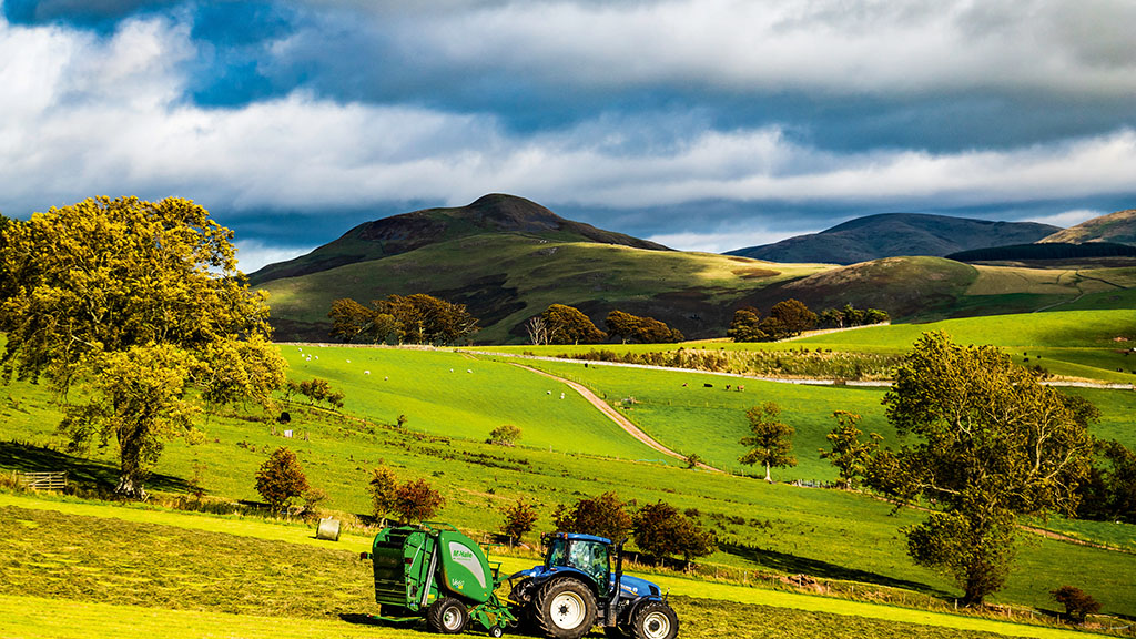 'We face in farming a 'mass extinction' - and only the fittest will survive'