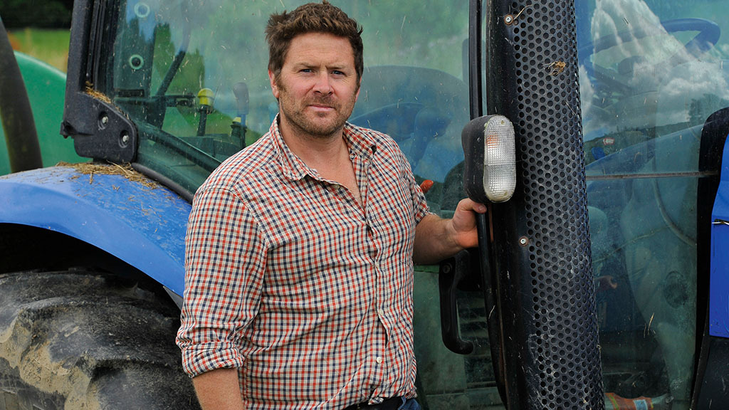 In Your Field: James Powell - 'What an optimistic bunch farmers are'