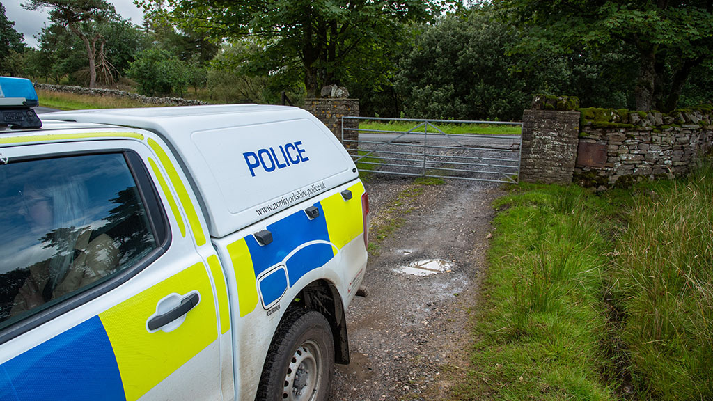 Farm tightens security following spate of 'inhumane' butchering of livestock in area