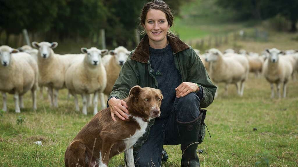 In Your Field: Marie Prebble: 'Wool will double in price in five years'