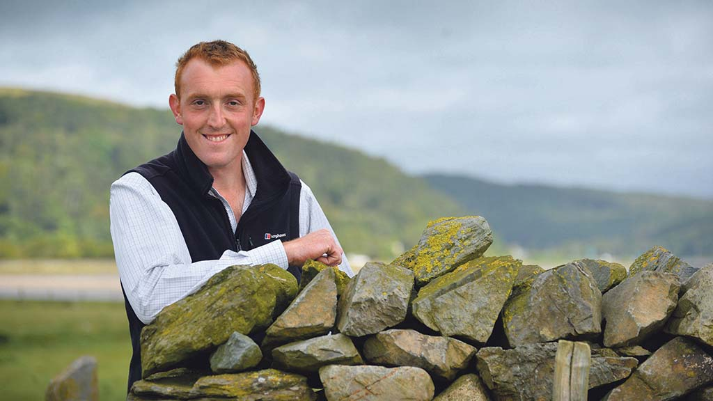 Farming Matters: Will Case - 'I'm excited to get our positive message into schools'