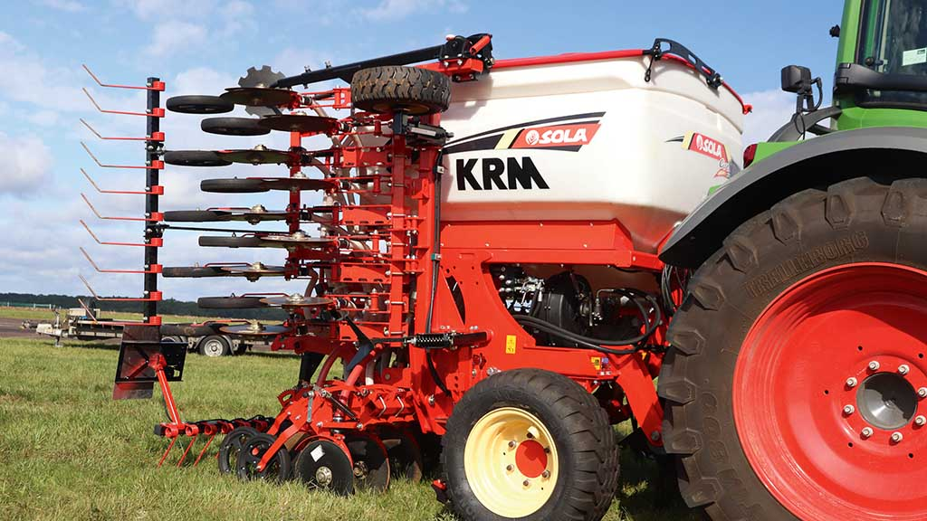 KRM Sola Ares 2713 drill