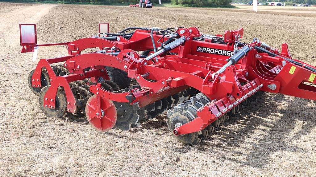 ProForge Inverta Max Pro disc harrow