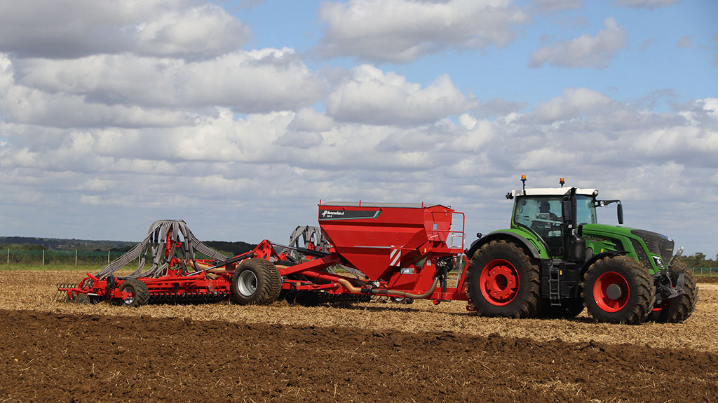 Tillage Live 2019: Soil turning tackle on show
