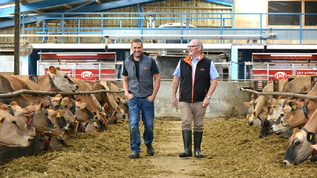 Sexed semen combined with genomics brings success for Lancashire dairy farmer