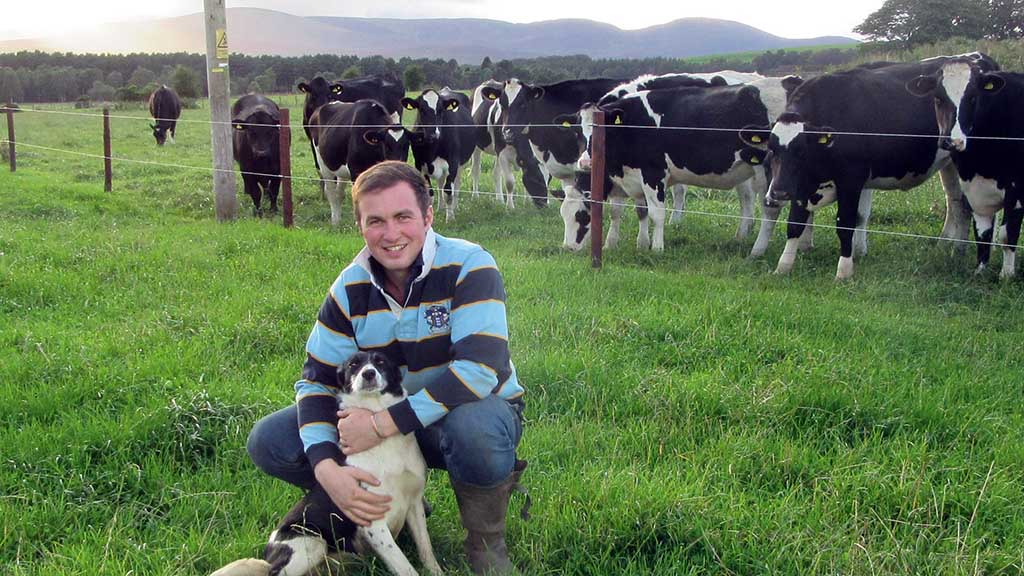 Young Farmer Focus: Alex Stephen - 'The biggest challenge we have is change'