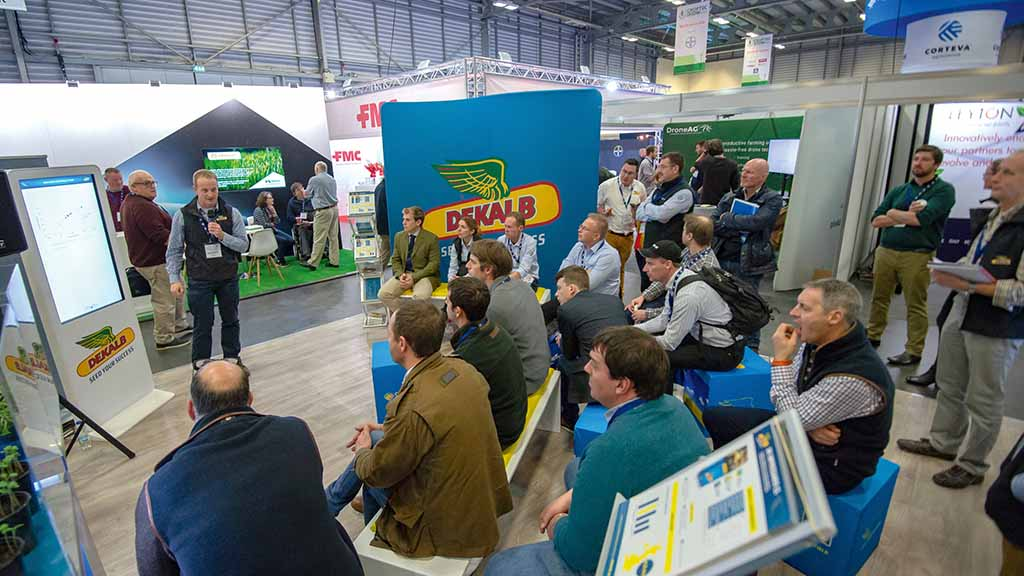 How CropTec can help keep your arable business ahead of the pack