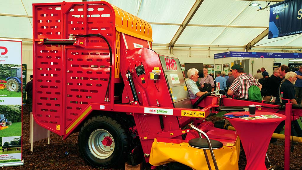 Irish Ploughing Championships 2019: New machines aplenty