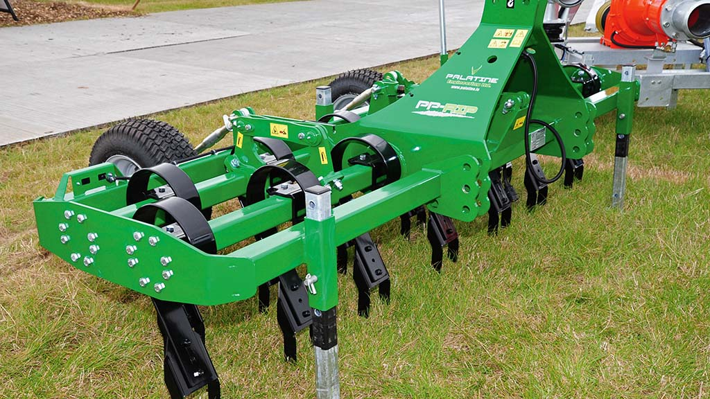 Palatine Engineering ripper harrow