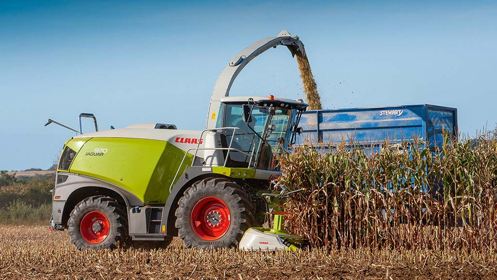 Big cat, big updates: We try out Claas' latest Jaguar 970 self-propelled forager