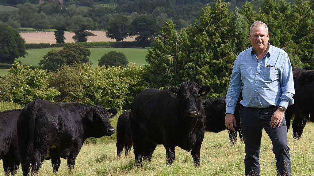 Welsh hill farmer diversifies into water and heads for £50 million turnover