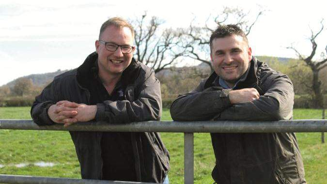 Sexed semen pays off for Cheshire farmer