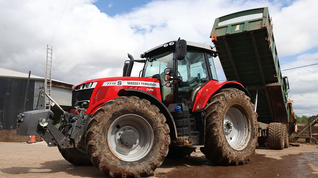 UK tractor registration downturn continues in 2020