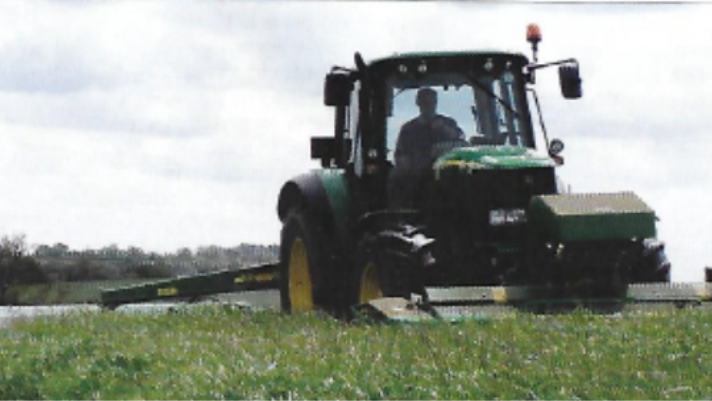 Test Grass to Make Better Silage