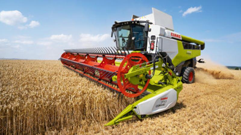 Three silver medals for CLAAS innovations