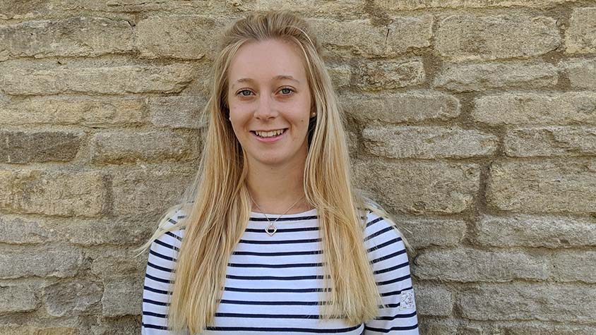 Ag student view: 'After my week of 'freshers' it is now all about settling into everyday student life'