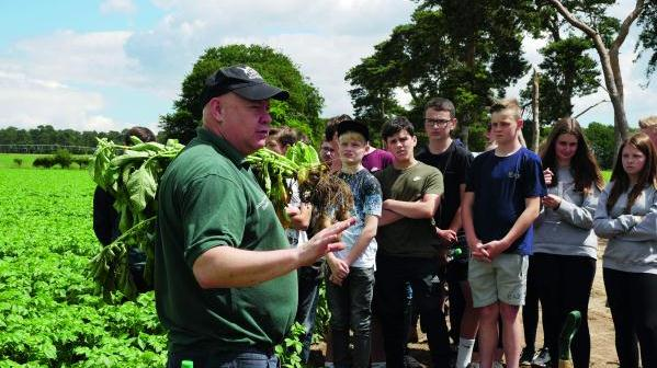 Misconceptions surrounding careers in agriculture: We need to talk to young people