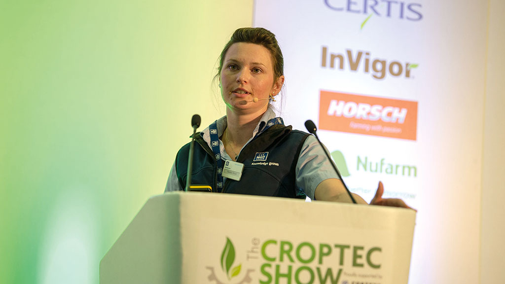 Listen to latest arable industry thinking at CropTec Show seminars