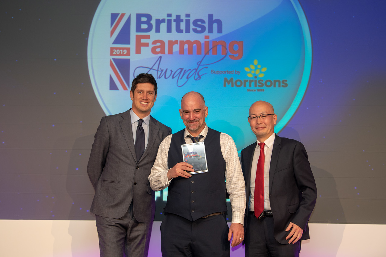 Arable Innovator of the Year - Sponsored by Spaldings