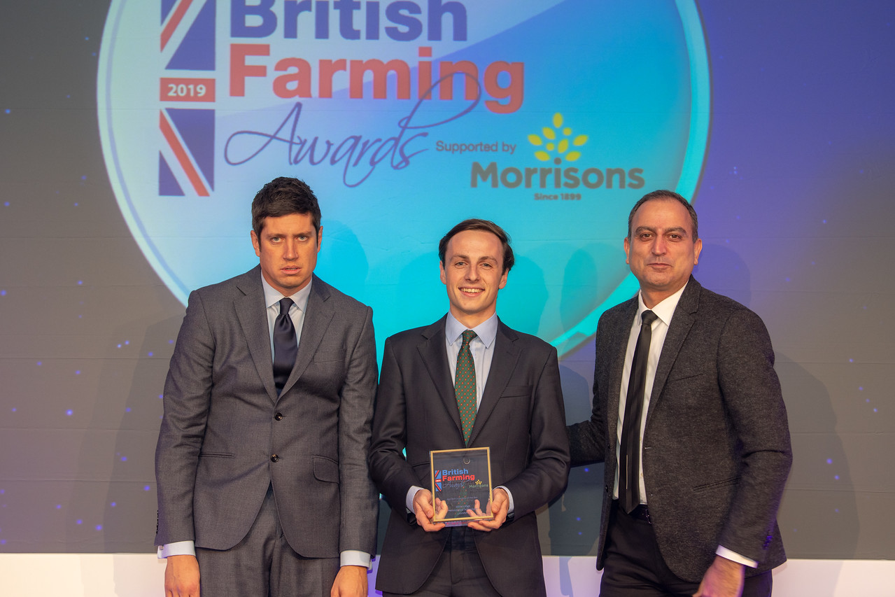 Agri–Tech Innovator of the Year - Sponsored by ArmaTrac