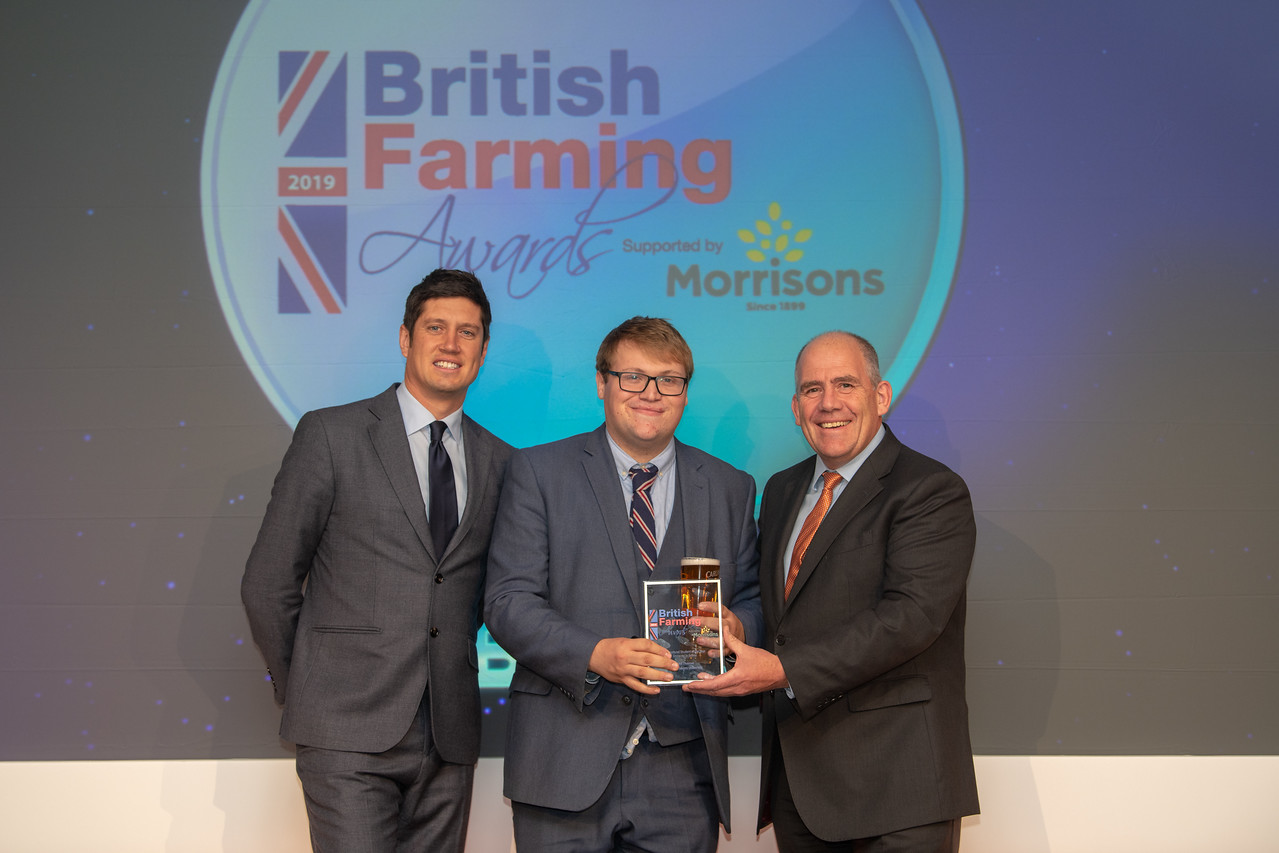 Agricultural Student of the Year - Sponsored by Kubota
