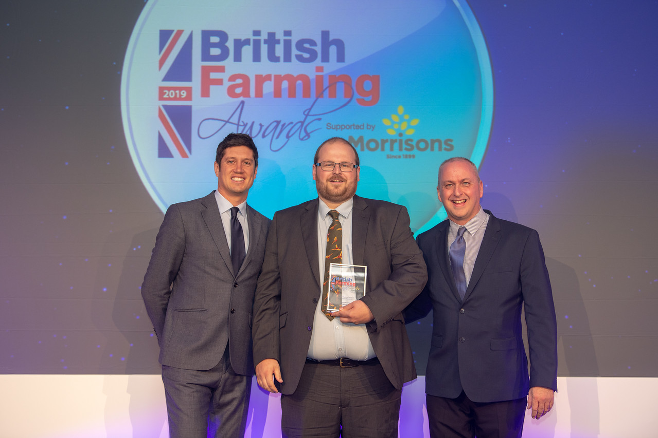 Farm Worker of the Year - Sponsored by Isuzu