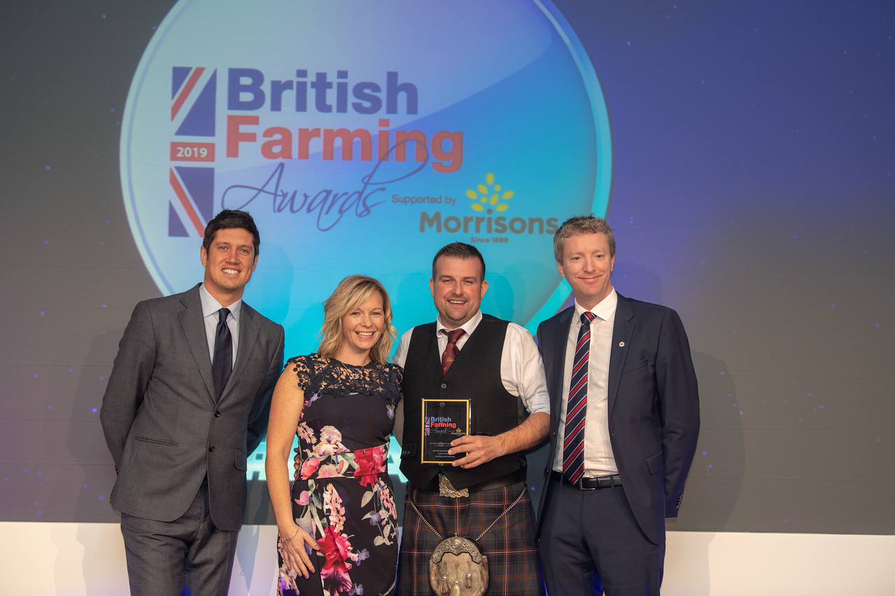 New Entrants Award: Against the Odds - Sponsored by Massey Ferguson