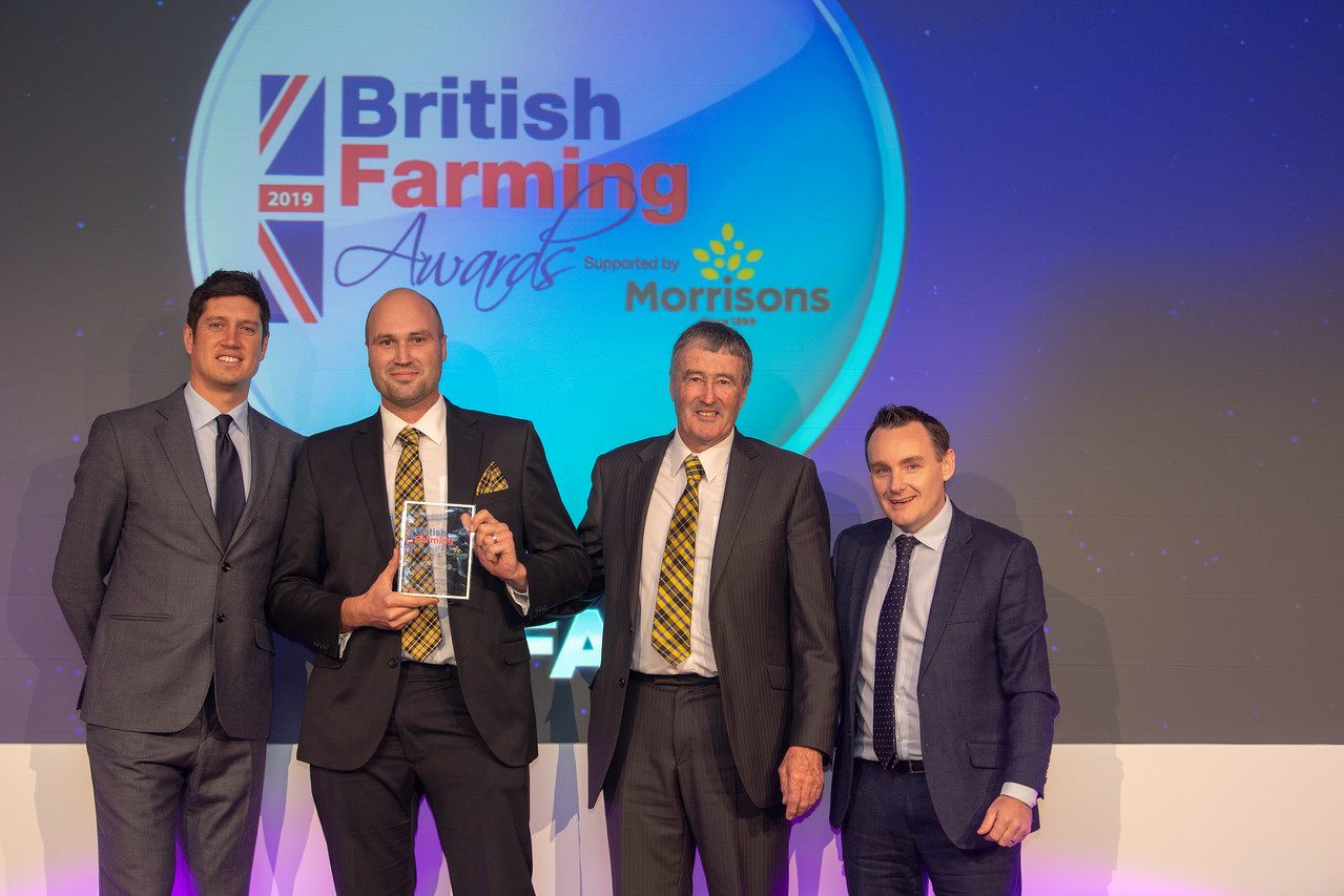 Family Farming Business of the Year - Sponsored by Morrisons