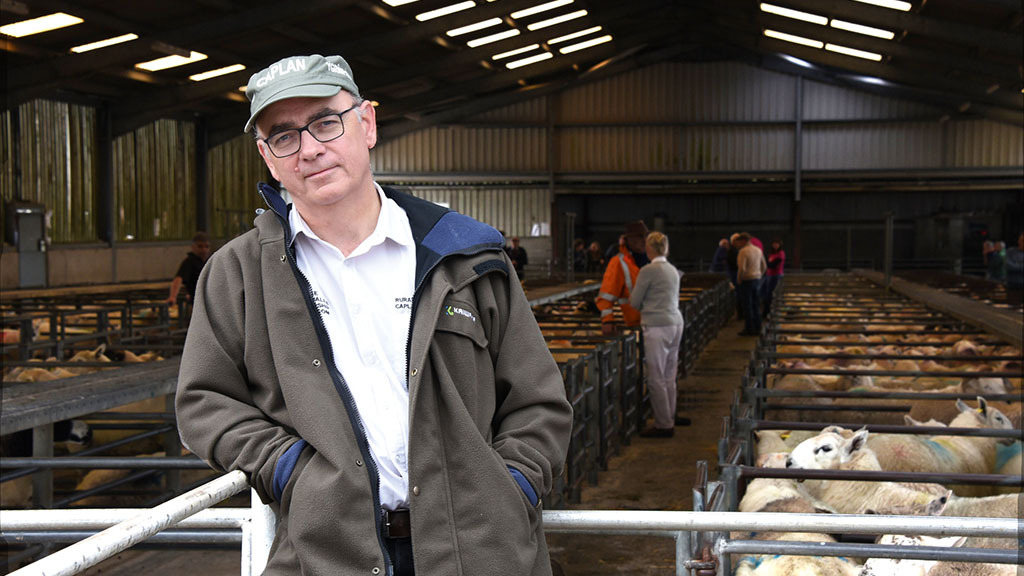 Welsh Reverend plays crucial part in farming community