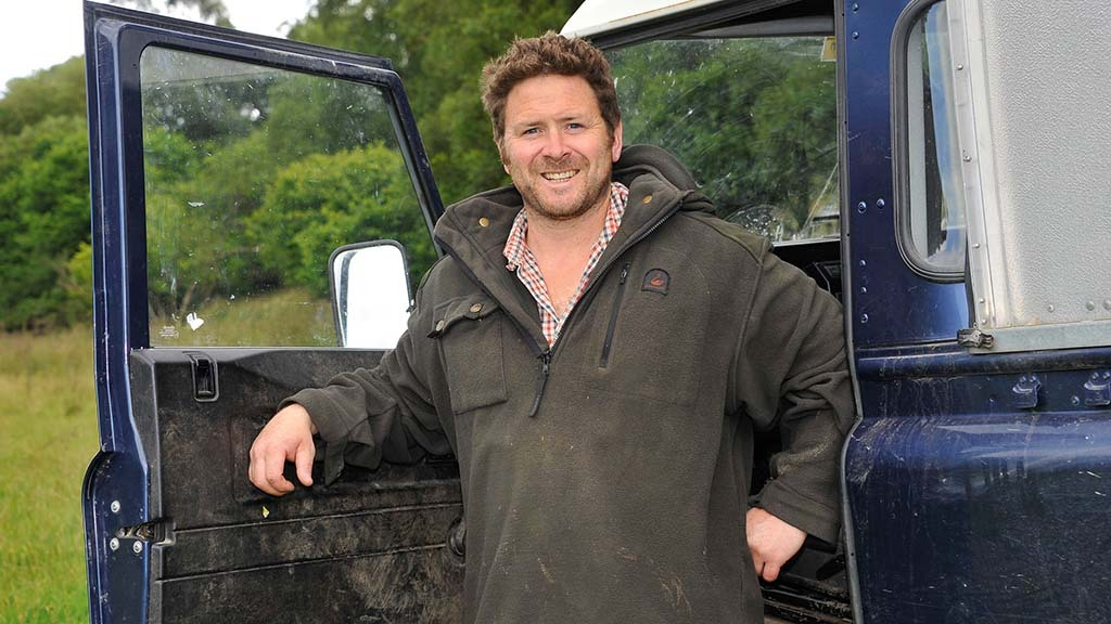 James Powell: 'I am lambing 200 indoors to supply a supermarket'