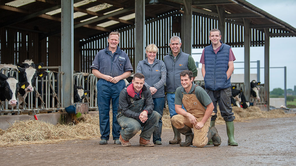 'AgriScot is a fantastic show and is a great shop window for our cows'