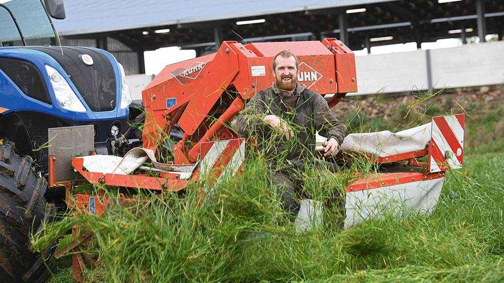 AgriScot preview: Dairy farmer recognised for attention to detail at silage time