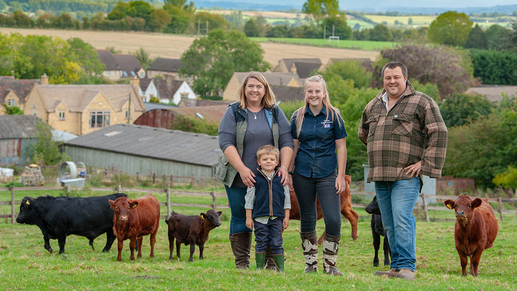Family builds award-winning herd while juggling busy work and home life