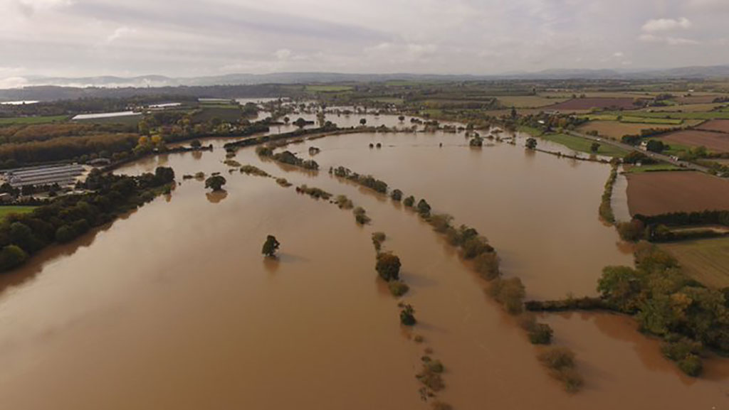Lack of Government action worsening flood risk, say British farmers