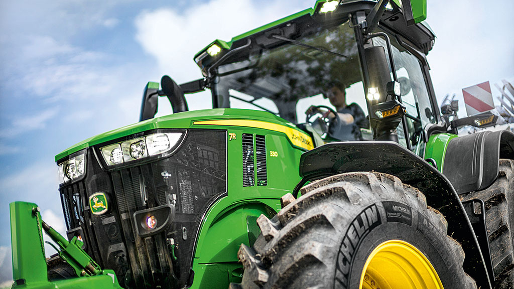 Dealer developments: John Deere appoints new East Midlands dealers after dropping Sharmans