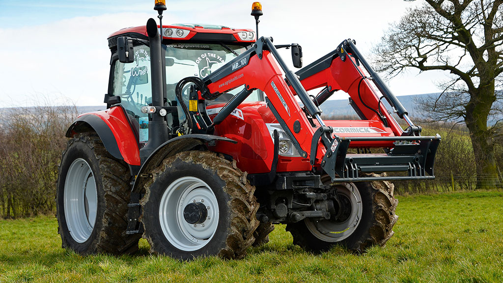 ENTER NOW: Don't miss your chance to win a McCormick X6.4 tractor
