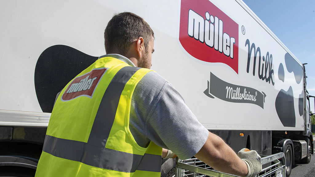 Major recruitment drive launched by Müller to help feed the nation