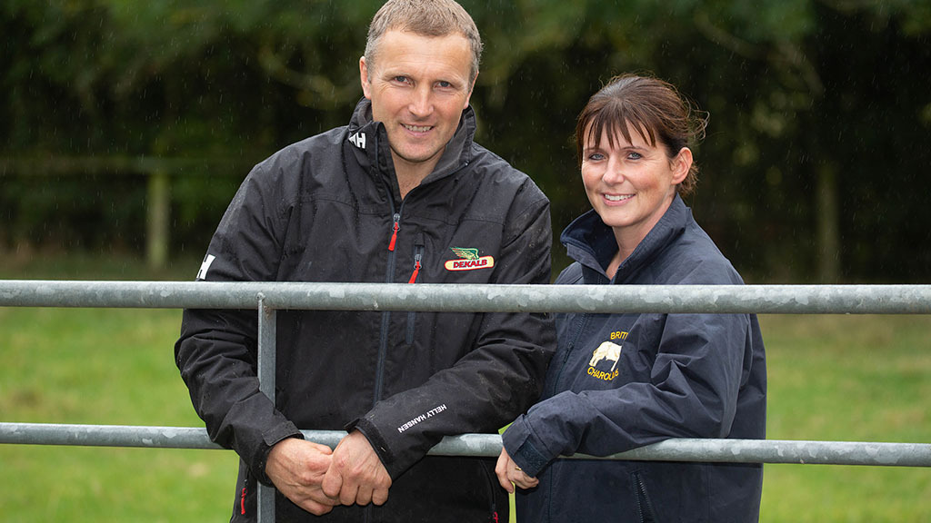 Beef special: Barker family utilising genetic testing to improve profitability