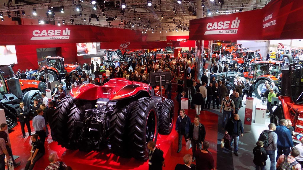 German machinery show Agritechnica postponed to 2022