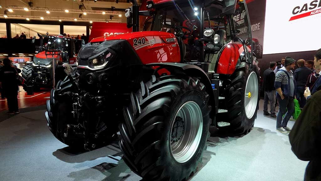 Facelift for Case IH Puma tractors