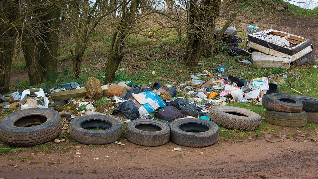 Fly-tipping incidents up 8 per cent but experts warn 'true picture' still ignored