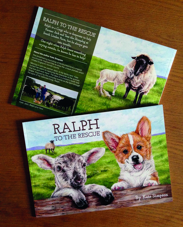 'RALPH TO THE RESCUE' BY KATE SIMPSON