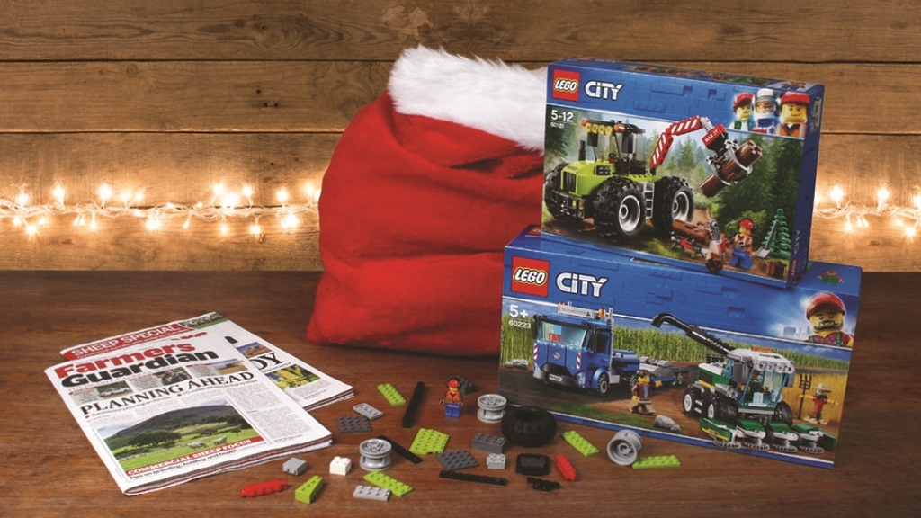 Christmas present ideas for the little (and large) farmers in your life