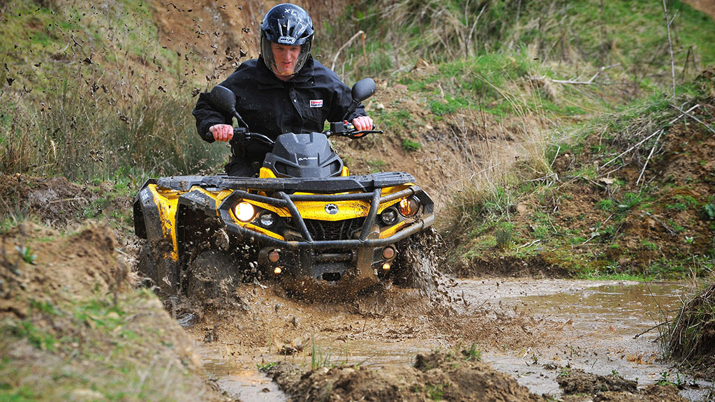 Taking care of your quad bike: Top tips for farmers pre-winter