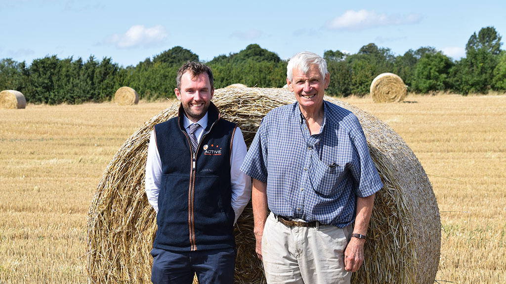 Future-proofing and spreading risk behind farmer's diversifications