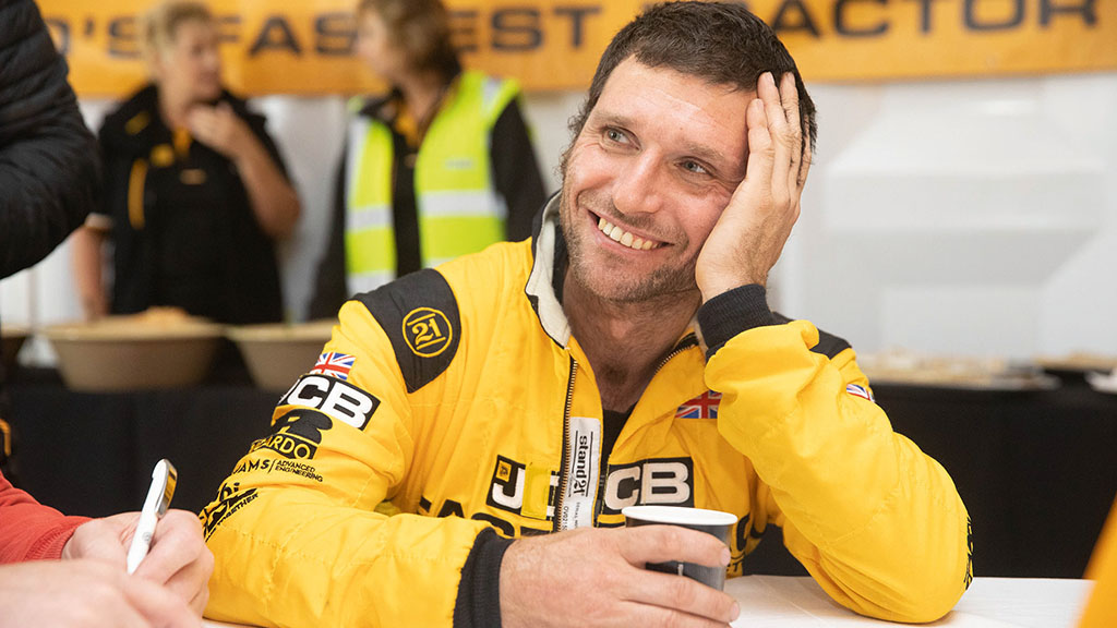 Guy Martin reaction